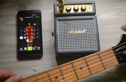Best Guitar Tuning App For Android, IOS, and Windows Phone