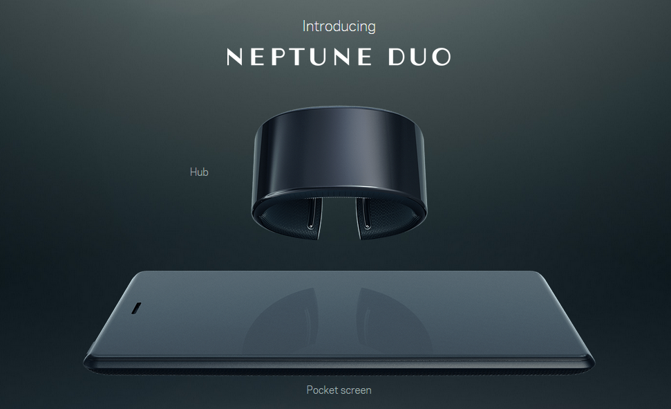 Neptune Duo - Android Lollipop Based New Wearable Wrist Watch This Year