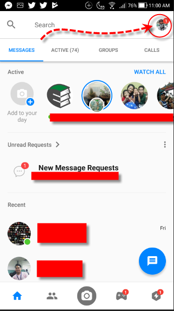Android Messages Chat Heads - Premium Android