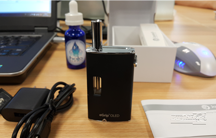 JOYETECH eGRIP v2 OLED 20W Review – Small Yet Almost Perfect