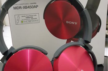 Sony MDR-XB450AP Extra Bass Review