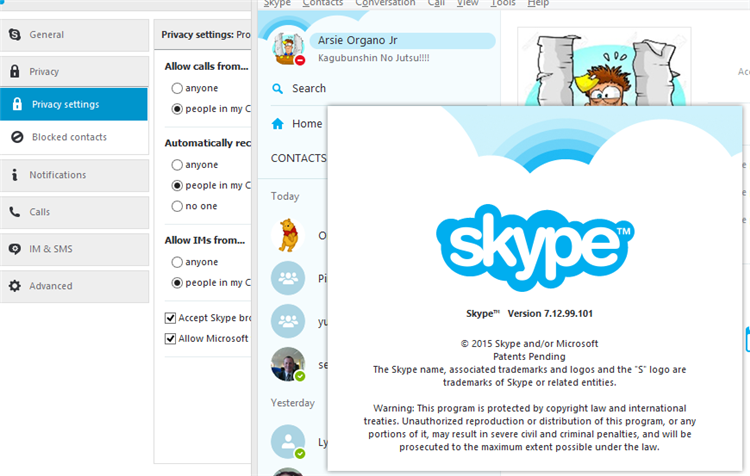 Steps To Delete Skype Chat History On Iphone And Android