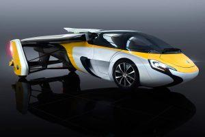 AeroMobil Real-Life Flying Car By AeroMobil