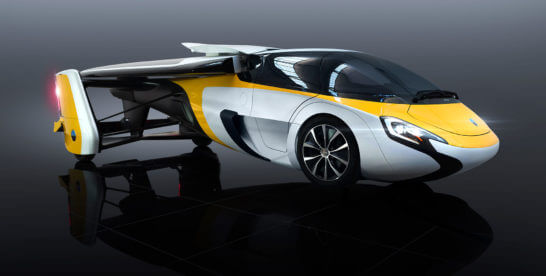 Real-Life Flying Car Will Be Available By 2020 – AeroMobil
