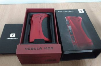 Unboxing Vaporesso Nebula Review (RED)