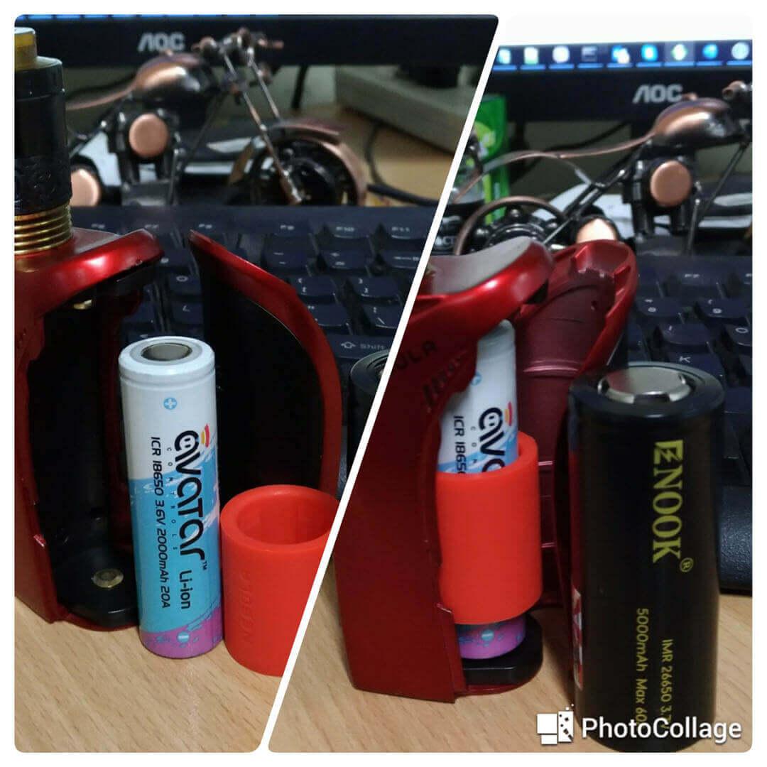 Vaporesso Nebula Batteries