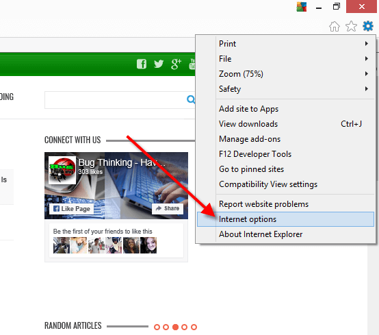 Retrieved Saved Password in Microsoft Internet Explorer 02