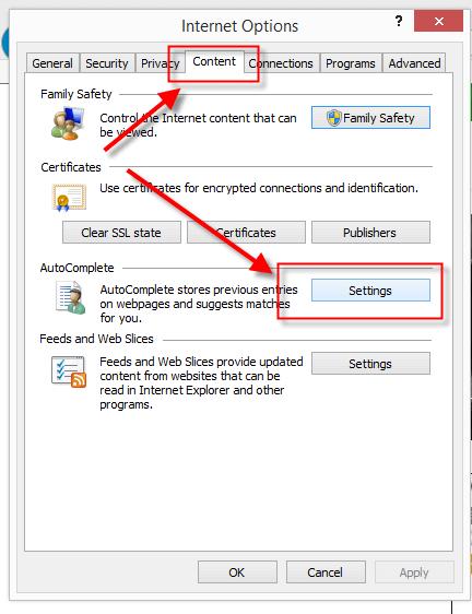 Retrieved Saved Password in Microsoft Internet Explorer 03