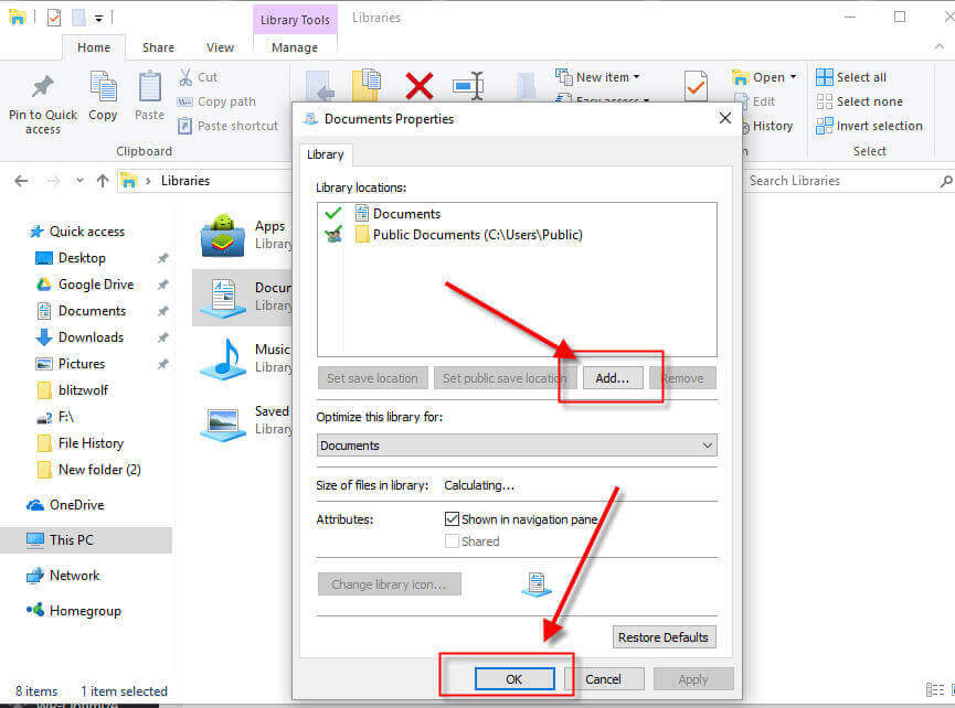 how to search inside documents in windows 7