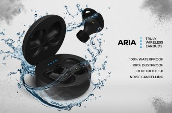 xFyro ARIA Waterproof, Best Noise Cancelling Bluetooth Earbuds