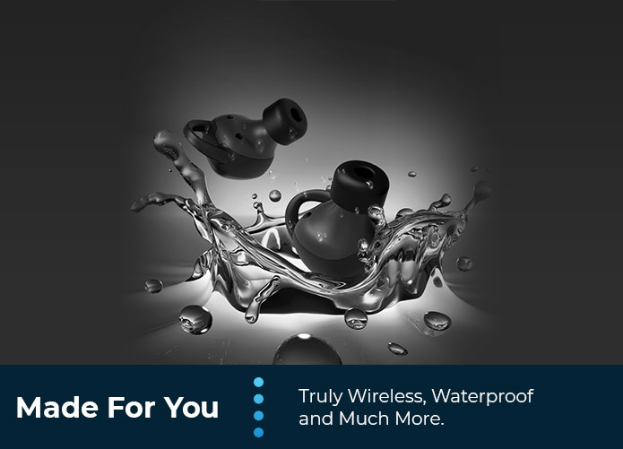 xFyro Waterproof and Dustproof