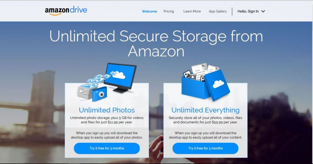 Amazon Cloud Drive - Is It Worth The Money To Invest With