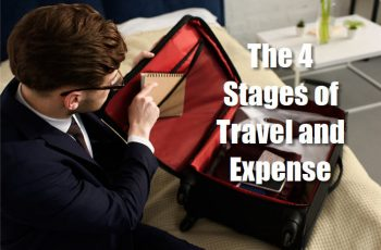 The 4 Stages of Travel and Expense Management