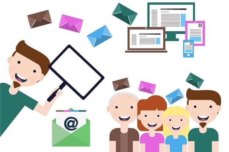 Marketing Mails