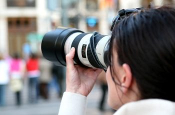 6 Major Things To Consider When Buying A DSLR Camera