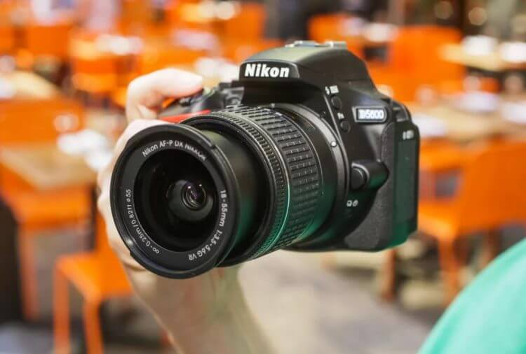 Nikon is one of the best DSLR camera