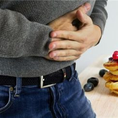 Stomach Pain Due to Parasite