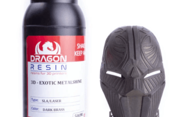 Dragon UV Resin