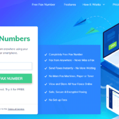 Cocofax Get Free Fax Number