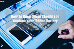 How To Know When Should You Replace Your iPhone Battery