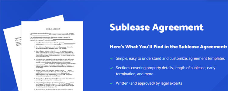 CocoSign-Sublease Agreement